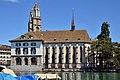 Helmhaus-Wasserkirche - Limmat - Stadthausquai 2014-05-23 13-41-23.JPG