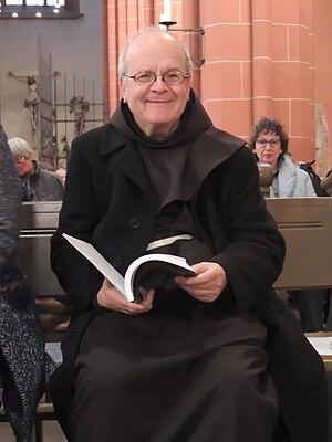 Helmut Schlegel Frankfurter Dom Laudato si 29012017.JPG