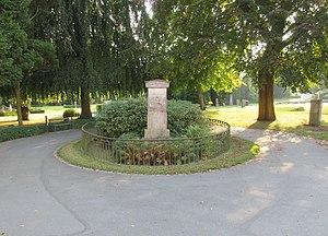 Helsingør Cemetery - Image: Helsingør Cemetery 01