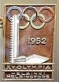 Helsinki 1952 plaque Marek Petrusewicz.jpg