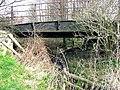 Hen bont rheiffordd. Old railway bridge. - geograph.org.uk - 385217.jpg