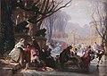 Henri Charles Antoine Baron - Les Patineurs.jpg