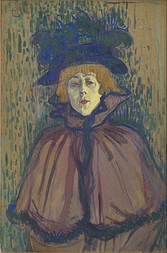 Jane Avril - Image: Henri de Toulouse Lautrec Jane Avril