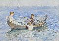 """Henry Scott Tuke - Study for """"August Blue"""", 1911.jpg"""