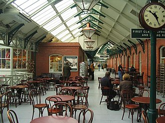 Cobh Heritage Centre - Image: Heritage centre, An Cobh geograph.org.uk 249726