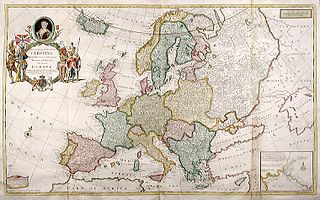International relations, 1648–1814