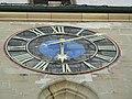 Herrenberg Stiftskirche Uhr 060902 P1090208.JPG