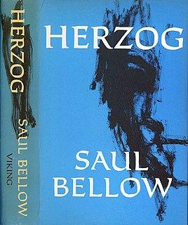 <i>Herzog</i> (novel)