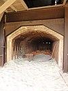 heteren rijksmonument 521805 een oven met zand van steenfabriek randwijk