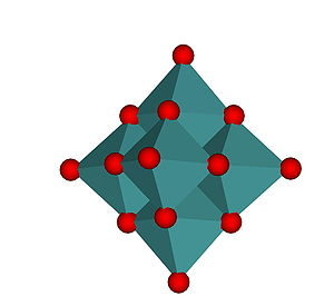 Hexamolybdate ion polyhedral representation.jpg