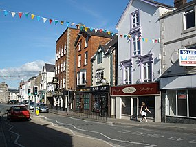 High Street, Denbigh - geograph.org.uk - 1410833.jpg