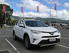Image illustrative de l'article Toyota RAV4
