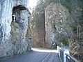Hirschsprung, die Sage erklärt den Namen. - panoramio.jpg