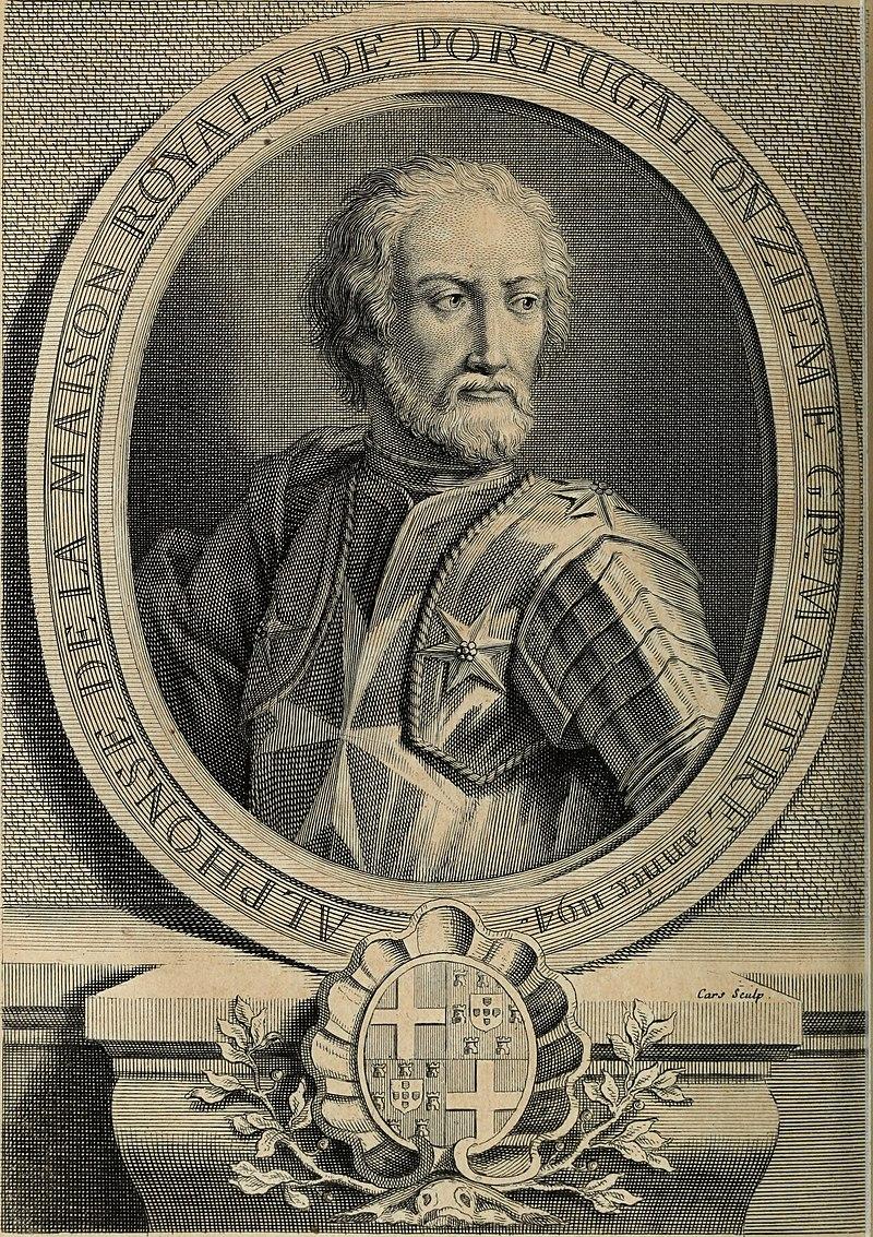 Histoire des Chevaliers Hospitaliers de S. Jean de Jerusalem - appellez depuis les Chevaliers de Rhodes, et aujourd'hui les Chevaliers de Malthe (1726) (14763285341).jpg