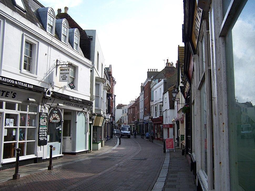 Historische Altstadt-Hastings