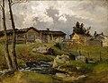 Hjalmar Munsterhjelm - Before the Thunderstorm - A II 1170 - Finnish National Gallery.jpg