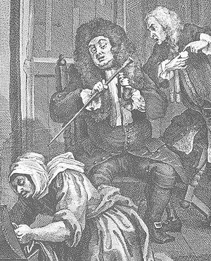 A Harlot's Progress - Two doctors and the landlady