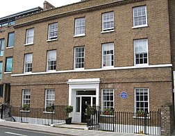 Virginia woolf wikipedia the woolfs home at hogarth house fandeluxe Gallery