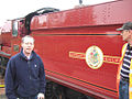Hogwarts Express at Rannoch Station (1504553524).jpg