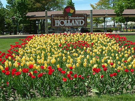 Holland, Michigan - Wikiwand