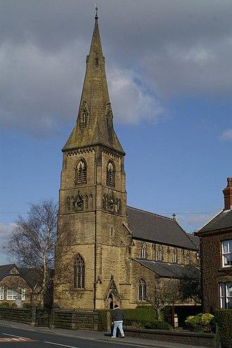Tarleton - Holy Trinity Church on Church Road