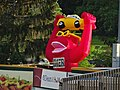 Homer the Red Gorilla Inflatable - panoramio.jpg