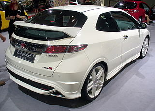fichier honda civic type r championship white edition heck jpg wikip dia. Black Bedroom Furniture Sets. Home Design Ideas