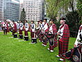Hong Kong Police Pipe Band performance in Government House.jpg