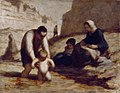 Honoré Daumier - The First Bath - 70.166 - Detroit Institute of Arts.jpg