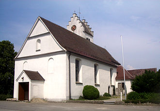Horgenzell - Saint Ursula's church
