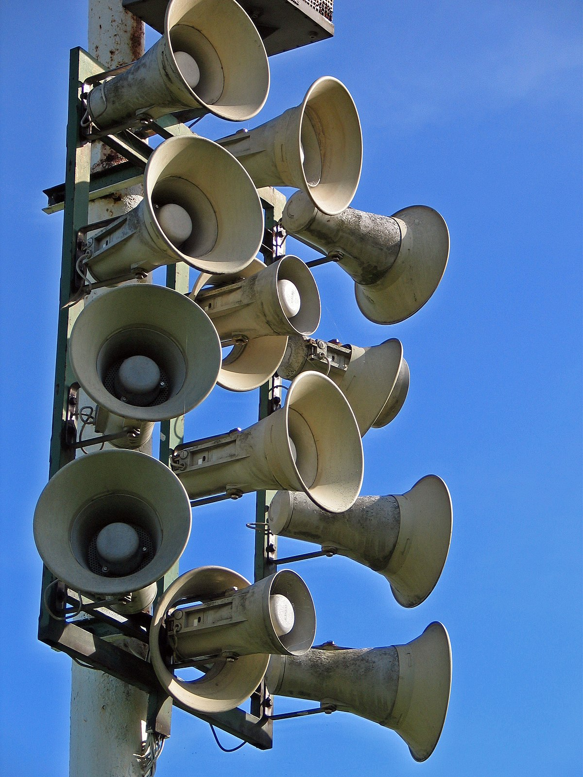 Public Address System Wikipedia