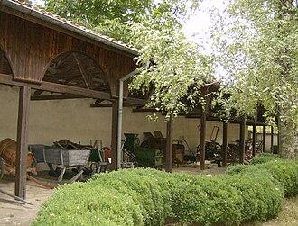 Shumen - The Kabiuk horse museum