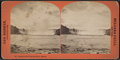 Horseshoe Fall from the ferry, Niagara, by Barker, George, 1844-1894.png
