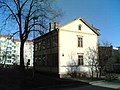 House gable end in bright sunshine - panoramio.jpg