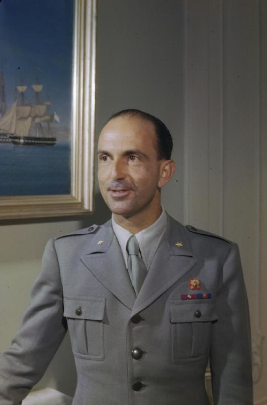 Hrh Prince Umberto of Italy, May 1944 TR1827
