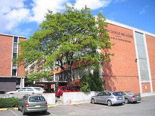 Hudson Catholic Regional High School Private, co-education school in Jersey City, , NJ, United States