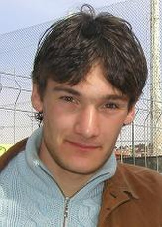 Hugo Lloris - Lloris in 2005 with Nice