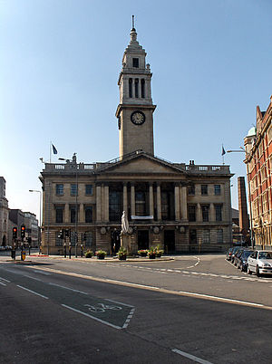 Guildhall, Kingston upon Hull - The Guildhall