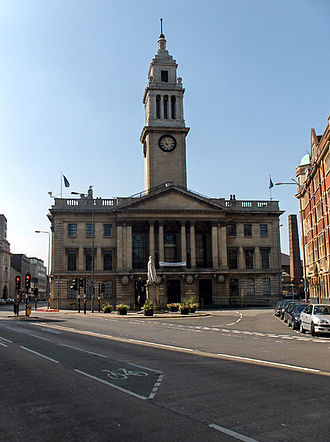 Kingston upon Hull - The Guildhall