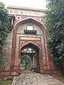 Humayun's tomb gate IMG 20170924 104826.jpg