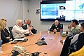 Hurricane Joaquin press conference at MEMA (21266087893).jpg