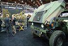 Hybrid Humvee