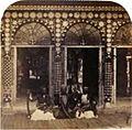 Hyderabad Residenz SalarJungI ChinaRoom 4Leibwaechter 1862.jpeg