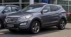 Hyundai Santa Fe Wikipedia Wolna Encyklopedia