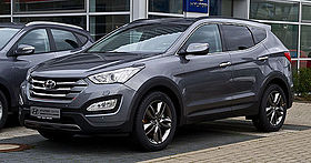 Image illustrative de l'article Hyundai Santa Fe