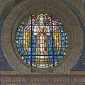 INTERIEUR, GLAS IN LOODRAAM, ENGEL MET GESPREIDE VLEUGELS (L. LOURIJSEN, 1925) - Beverwijk - 20291246 - RCE.jpg
