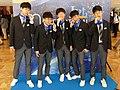 IPhO-2019 07-14 team Korea medals.jpg