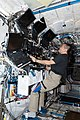 ISS-38 EVA-1 Koichi Wakata at the robotic workstation.jpg