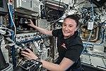 ISS-57 Serena Auñón-Chancellor works in the Destiny lab (4).jpg