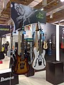 Ibanez PGM Paul Gilbert Model, Expomusic 2010.jpg